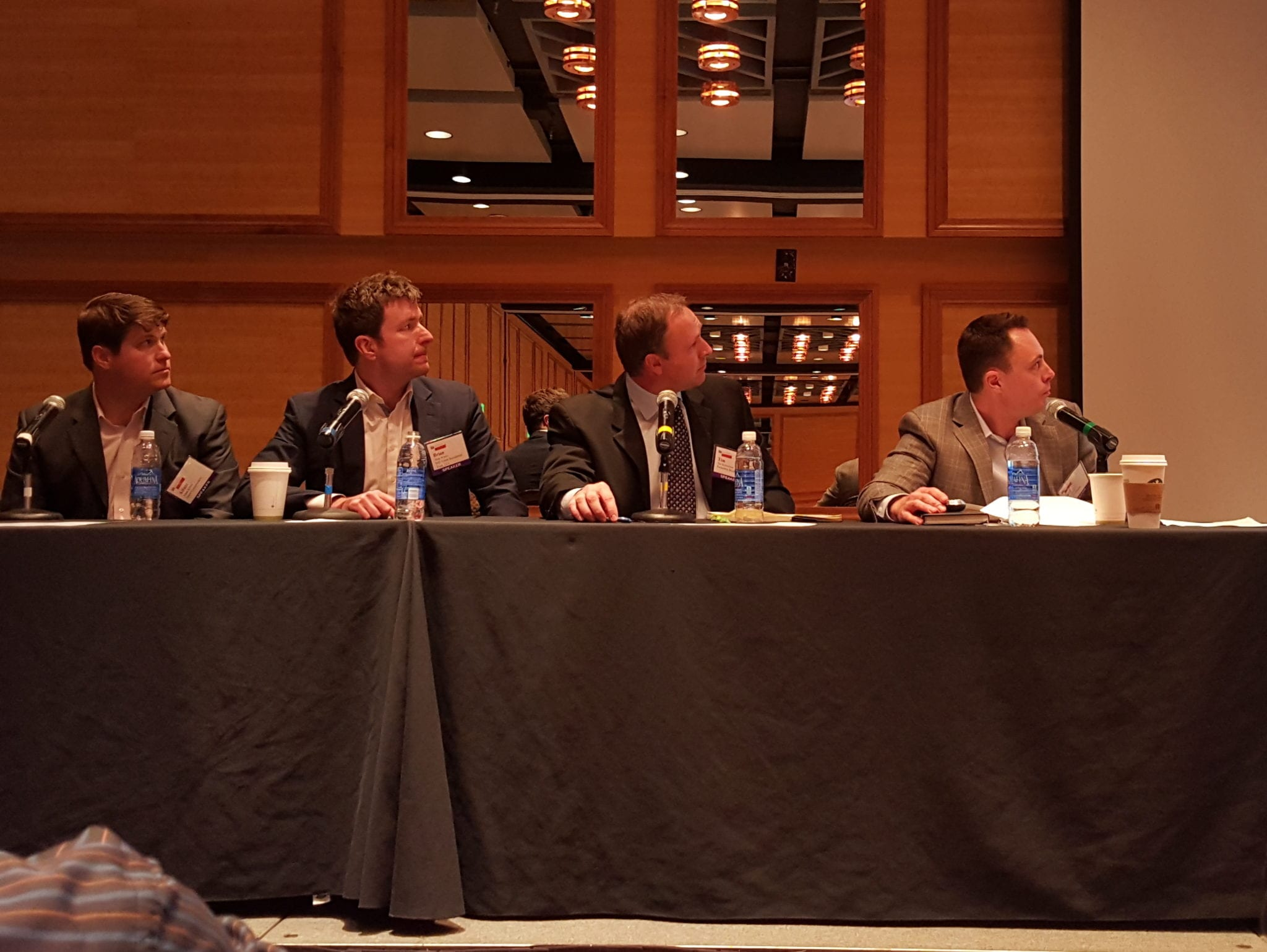 Panelists from the 2016 Development & Construction Summit