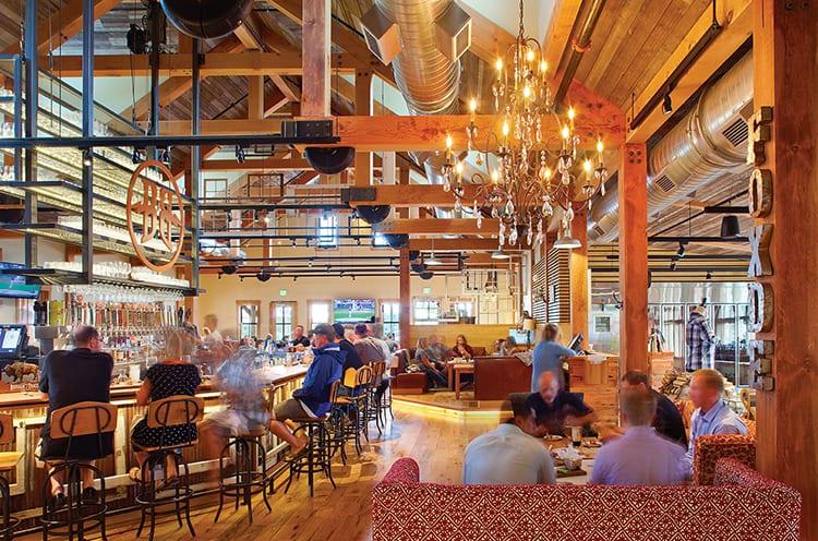 Breckenridge Brewery Pub
