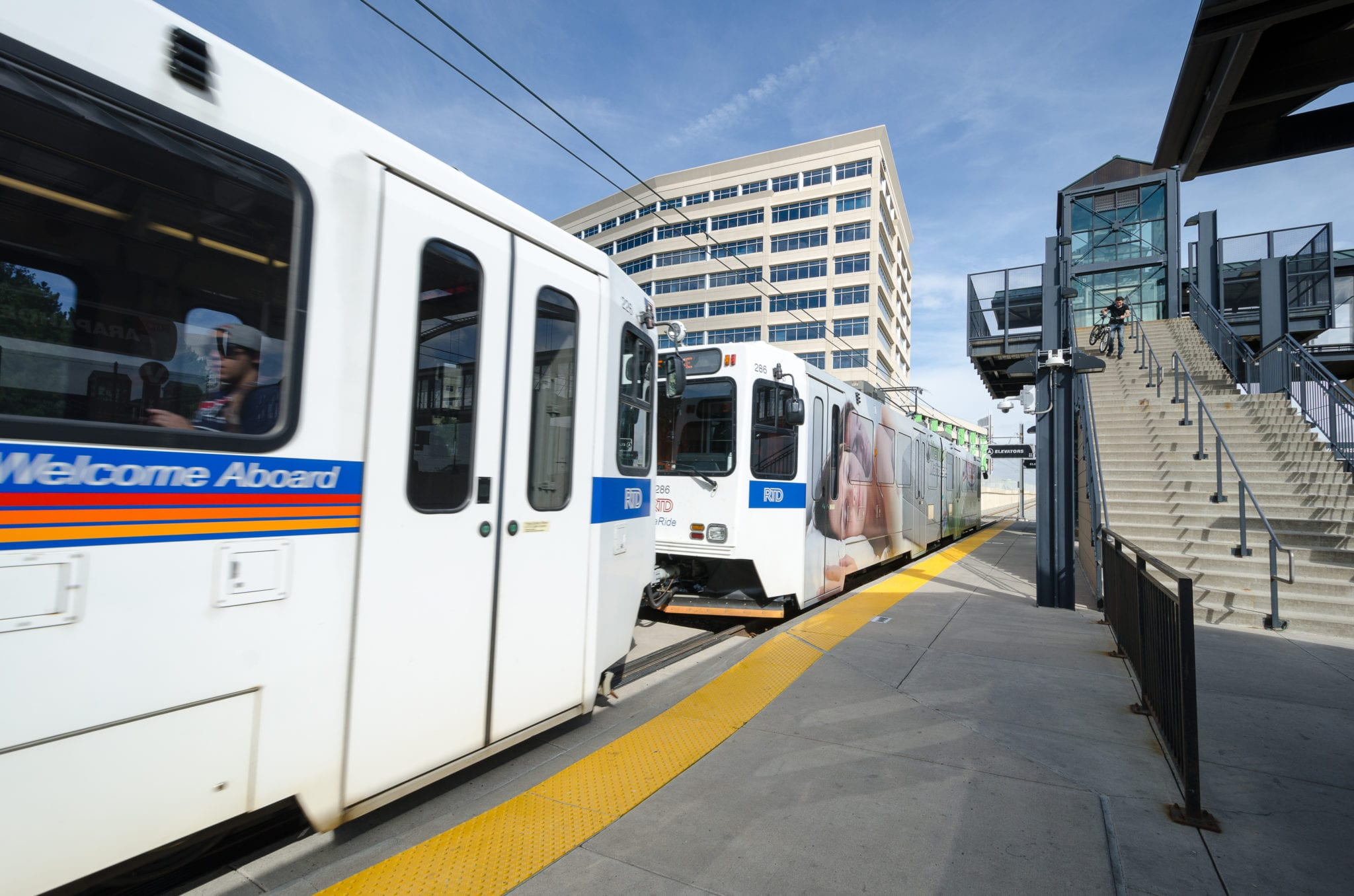 Light rail's impact on office is undeniable - Colorado Real Estate Journal