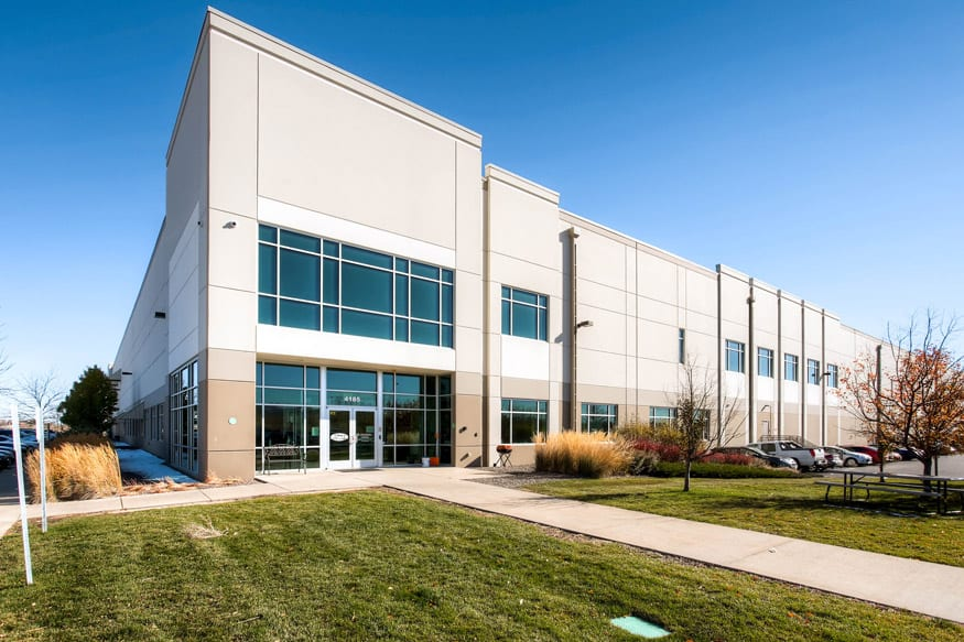 reputable site 6df7e a0b2a OtterBox distribution building trades in $16.55 million deal ...