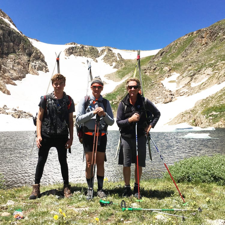 SIOR Anniversary Torch Takes In Colorado Adventures