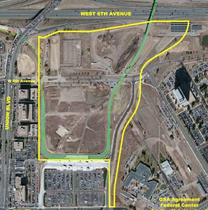 GSA To Dispose Of 59 Acres At Denver Federal Center