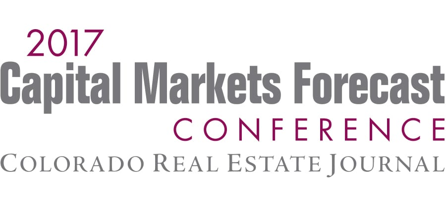 2017 Capital Markets Forecast Conference & Expo