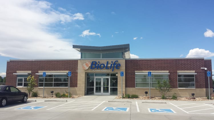 Biolife building