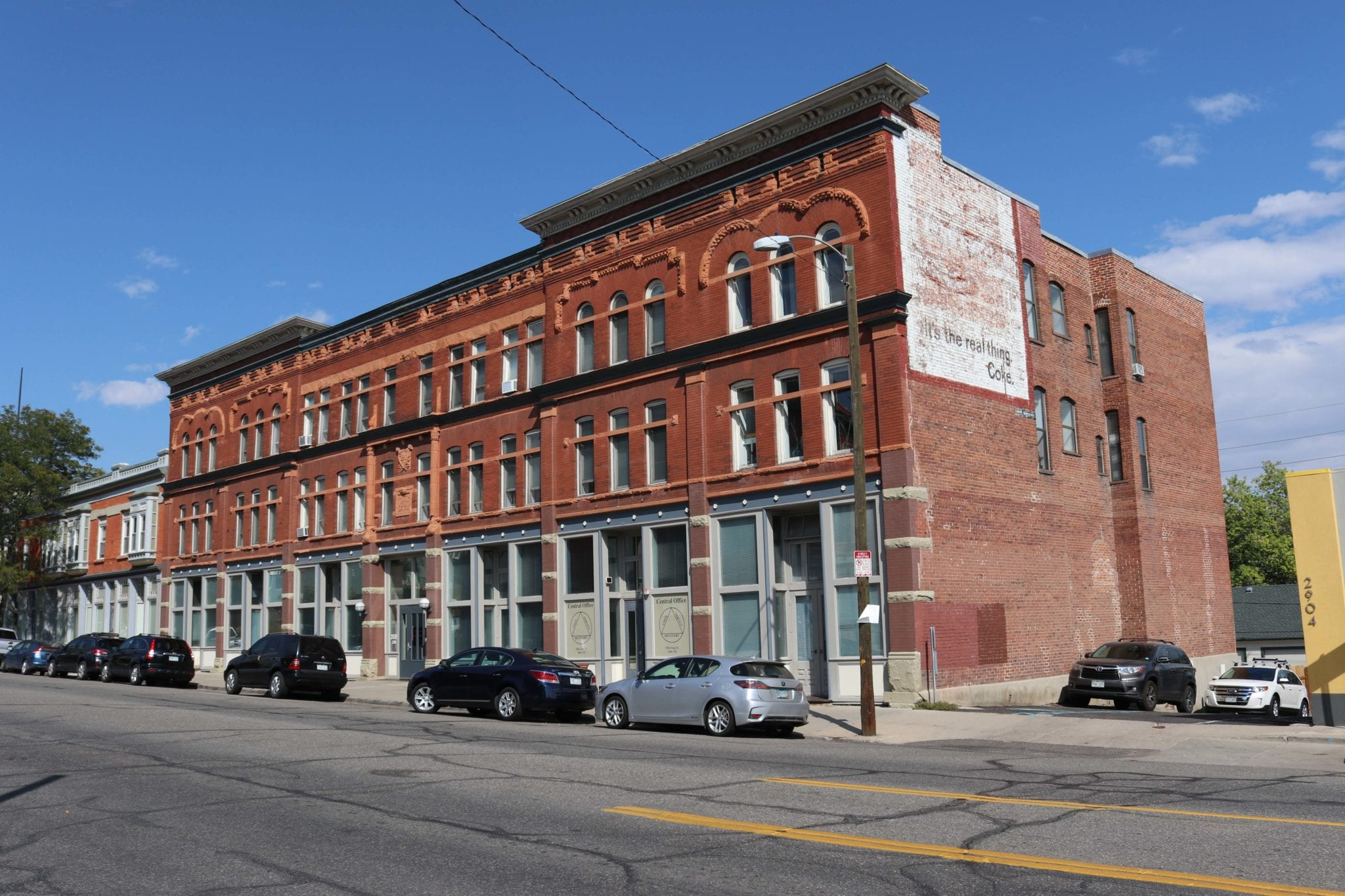 Tallmadge & Boyer Block