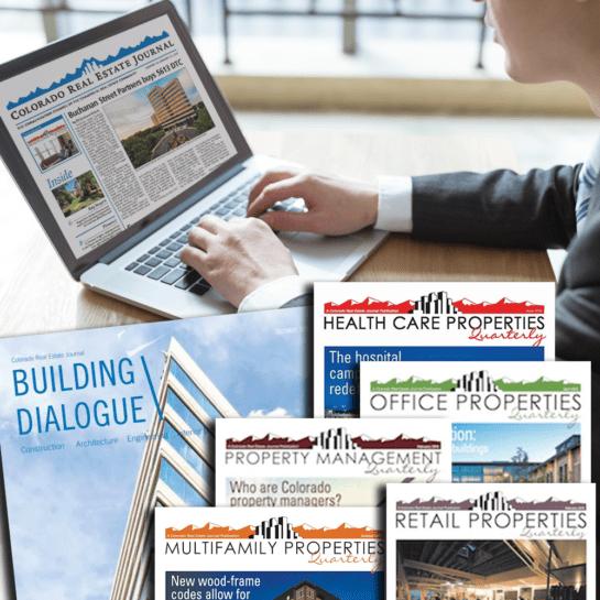 Colorado Real Estate Journal Subscription 2017