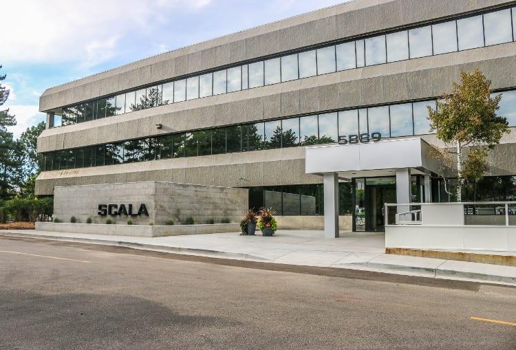 Scala building