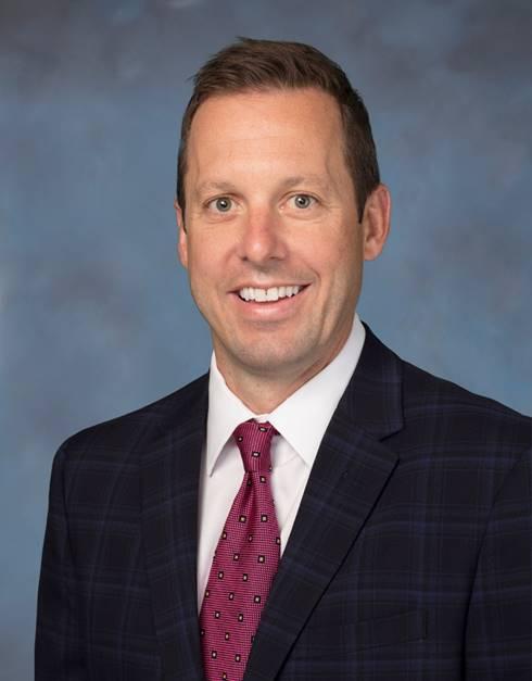 Portrait photo of Brett Johnson