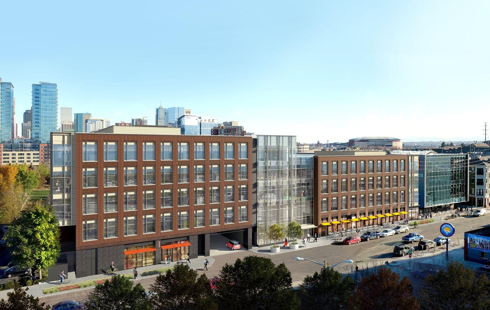 rivierview facade