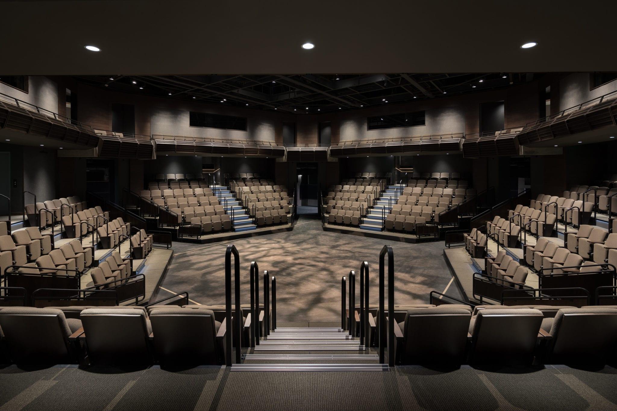 DCPA seating