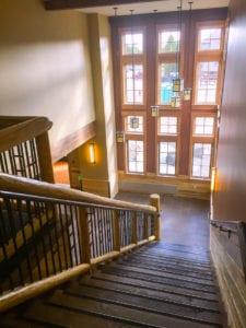 yellowstone stairway