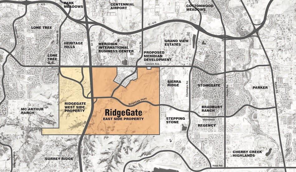 RidgeGate