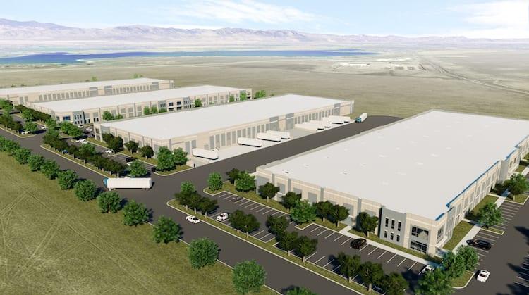 Centerra Industrial IV