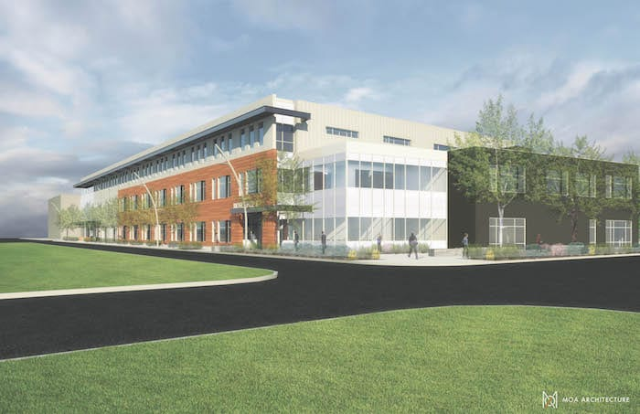 Mortenson breaks ground on Fitzsimons bioscience building - Colorado ...