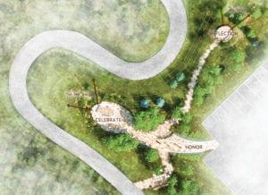 mahany site plan