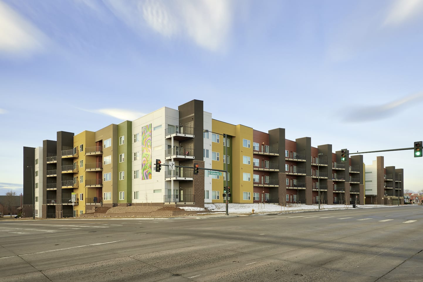 Westwood Crossing enjoys hard-fought success - Colorado Real Estate Journal