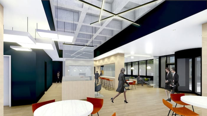 Lcp To Renovate Denver Housing Building Into Modern Offices Colorado Real Estate Journal
