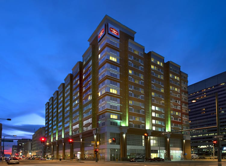 The Residence Inn by Marriott Denver City Center