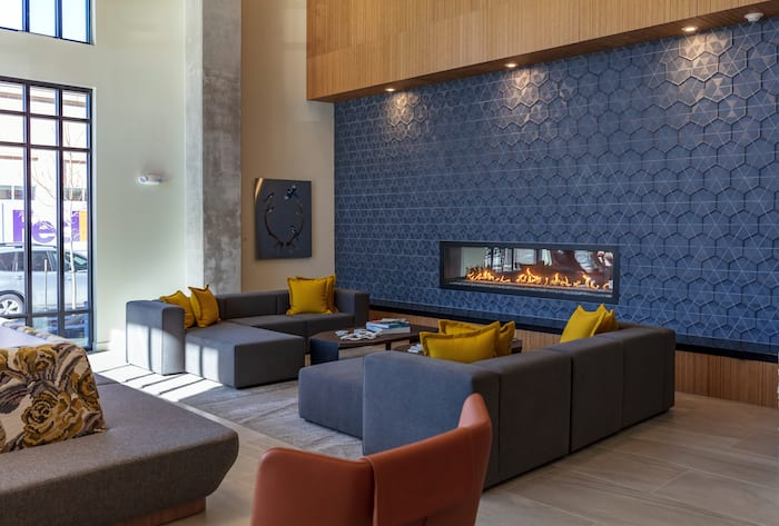 The Henry Modern Sophistication With A Nod To Denver S Prairie Style Roots Colorado Real Estate Journal
