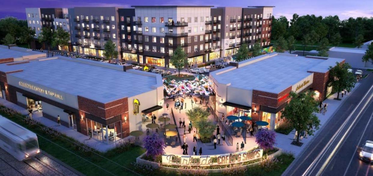 Partnership breaks ground on Parkside - Colorado Real Estate Journal