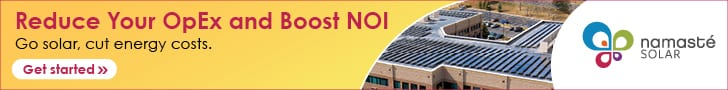 Namaste Solar July Banner 728 x 90