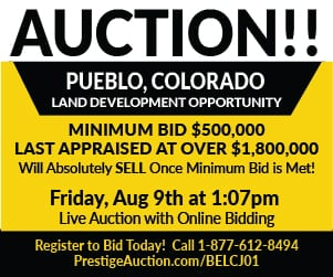United Country Prestige Auction July Banner 300 x 250