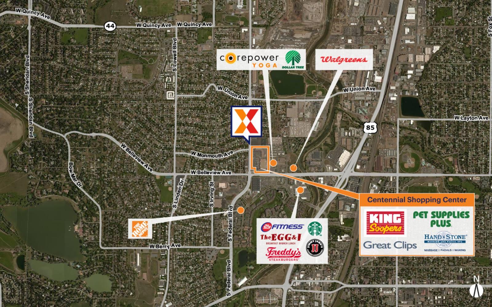 Centennial Shopping Center sells for $17 9M - Colorado Real Estate Journal