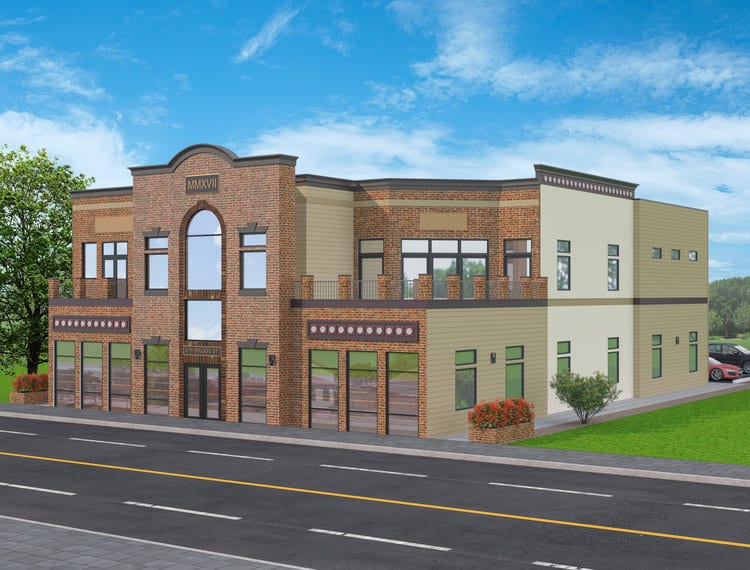 Tenants plan for July move-in at new Erie development - Colorado Real Estate Journal 10