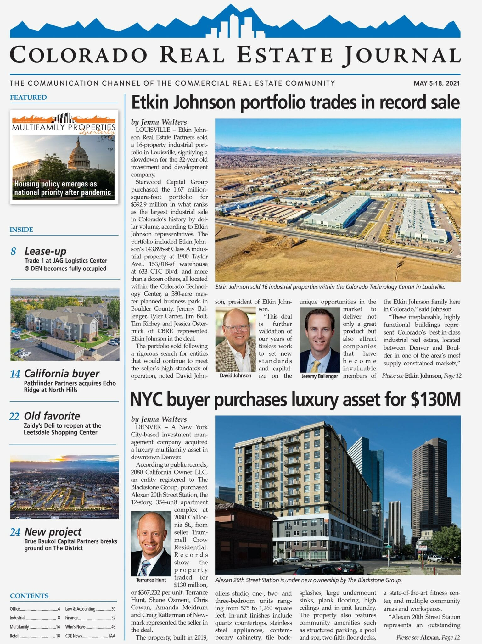 CREJ Current Issue Preview